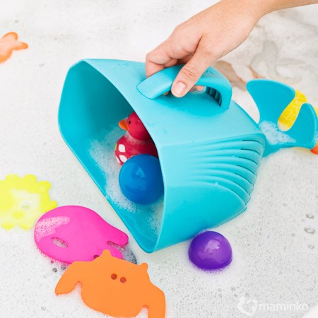 Zábava pro děti usnadnění práce pro rodiče design pro koupelny