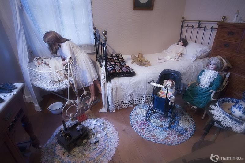 Pár triků jak sladit dětský pokojíček — Maminko.cz e46cf1d5352