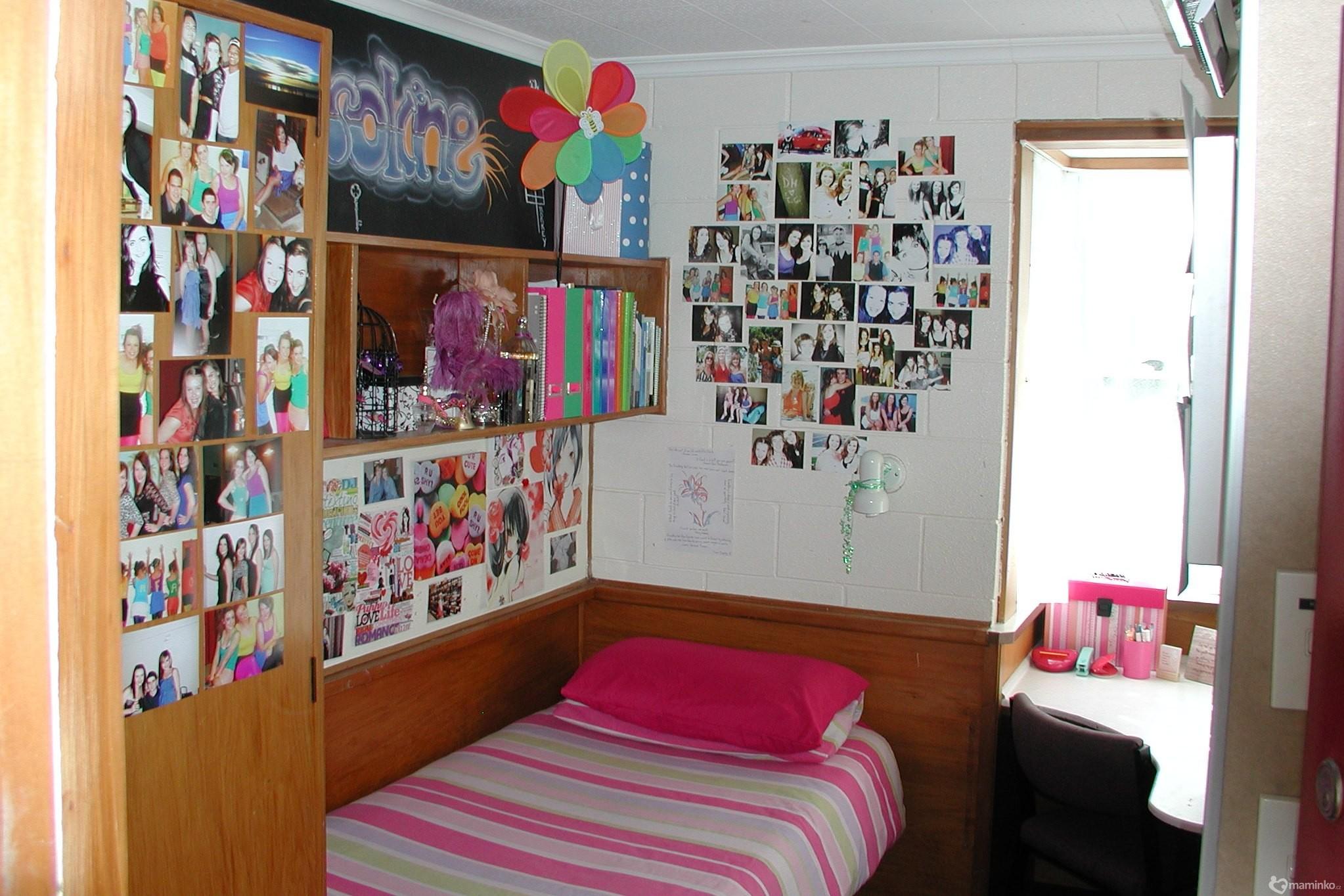 Pokoj pro studenty — Maminko.cz aecaf03a13c