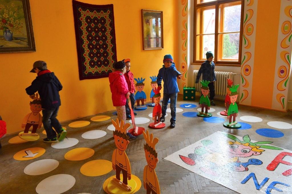 Kam s dětmi na výlet  Zkuste zábavní park — Maminko.cz 697d4c79e3b